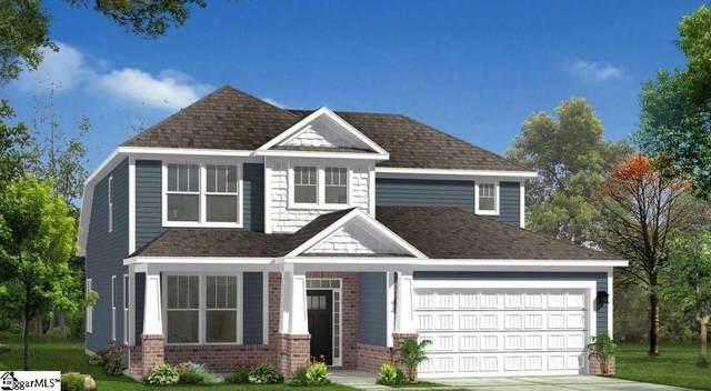 734 Judah Drive, Moore, SC 29369 (MLS #1449610) :: Prime Realty