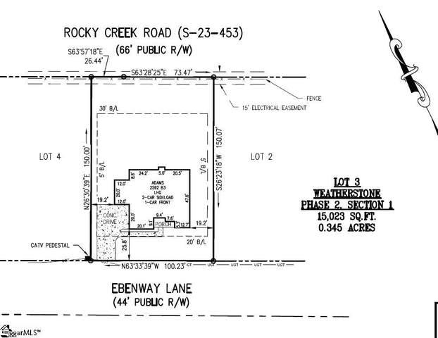 108 Ebenway Lane, Simpsonville, SC 29680 (#1449615) :: The Haro Group of Keller Williams
