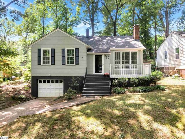 20 Arcadia Circle, Greenville, SC 29605 (#1449617) :: Realty ONE Group Freedom
