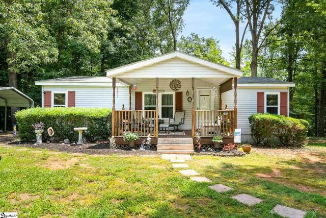 125 Fennell Road, Townville, SC 29689 (#1449633) :: Coldwell Banker Caine