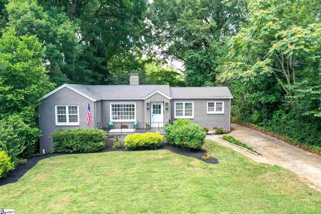 12 Windsor Drive, Greenville, SC 29609 (#1449650) :: Realty ONE Group Freedom