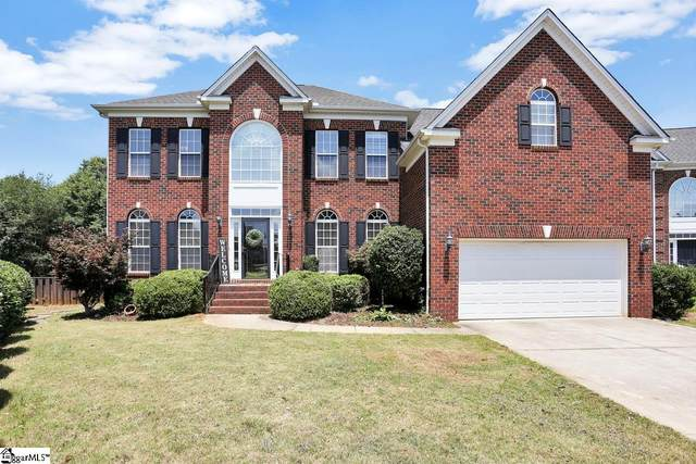 1008 Carriage Park Circle, Greer, SC 29650 (#1449680) :: Realty ONE Group Freedom