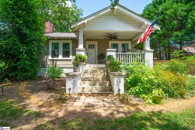 510 St Mark Road, Taylors, SC 29687 (#1449681) :: Coldwell Banker Caine