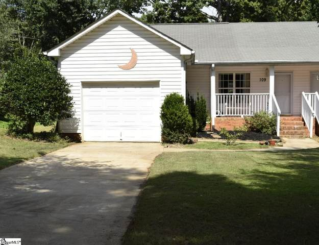 109 Old Keith Court, Mauldin, SC 29662 (#1449723) :: Coldwell Banker Caine