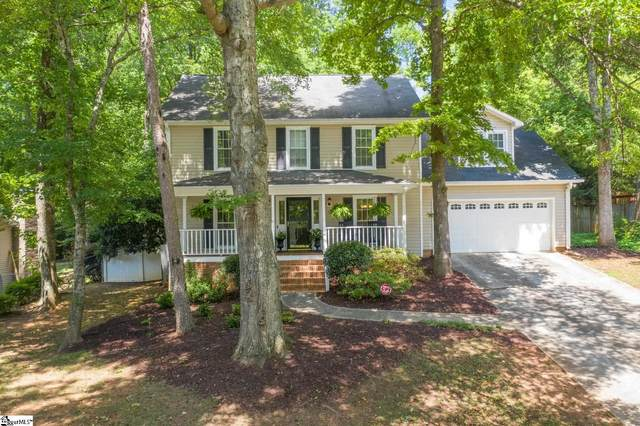 22 Bernwood Drive, Taylors, SC 29687 (#1449742) :: Coldwell Banker Caine