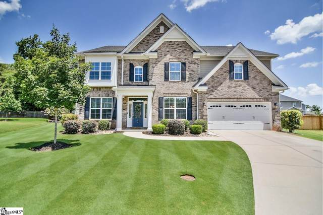 144 Belgian Blue Way, Fountain Inn, SC 29644 (#1449761) :: Realty ONE Group Freedom