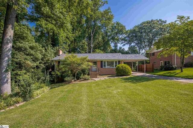 309 Mimosa Drive, Mauldin, SC 29662 (#1449783) :: Realty ONE Group Freedom