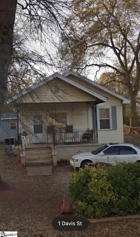 1 Davis Street, Greenville, SC 29609 (#1449794) :: The Haro Group of Keller Williams