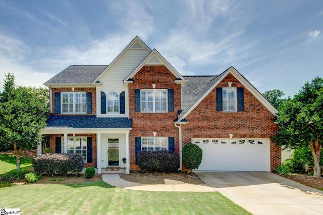 5 Criterion Drive, Simpsonville, SC 29681 (#1449800) :: Coldwell Banker Caine
