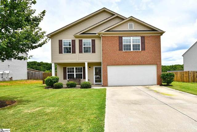417 Perrysburg Lane, Moore, SC 29369 (#1449812) :: Coldwell Banker Caine