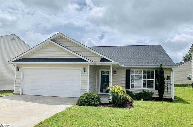 519 Barn Swallow Drive, Simpsonville, SC 29680 (#1449822) :: The Toates Team