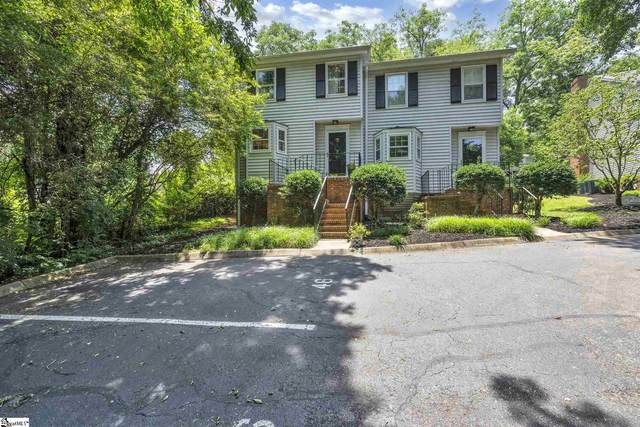 900 N Main Street Unit 47, Greenville, SC 29609 (#1449845) :: Realty ONE Group Freedom