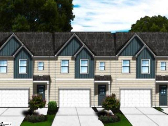 306 Trail Branch Court Lot 38, Greer, SC 29650 (MLS #1449847) :: Prime Realty