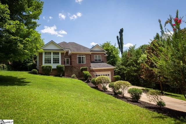 136 Club View Drive, Greenville, SC 29609 (#1449863) :: Coldwell Banker Caine
