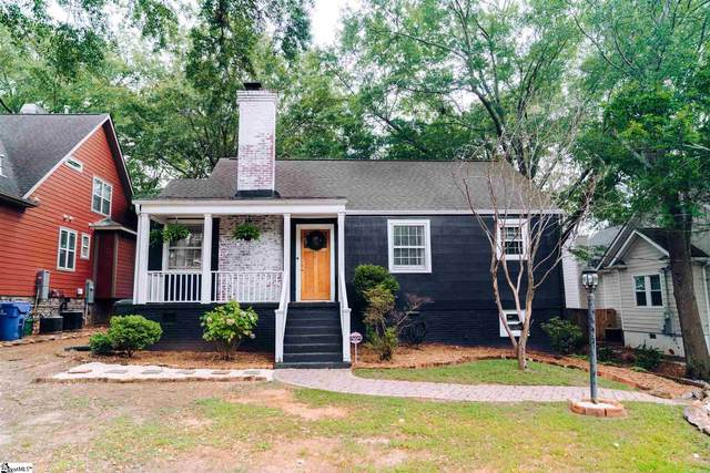 11 Waverly Court, Greenville, SC 29605 (#1449898) :: Coldwell Banker Caine