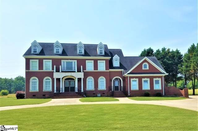 111 Tally Ho Drive, Greenwood, SC 29646 (#1449916) :: Coldwell Banker Caine