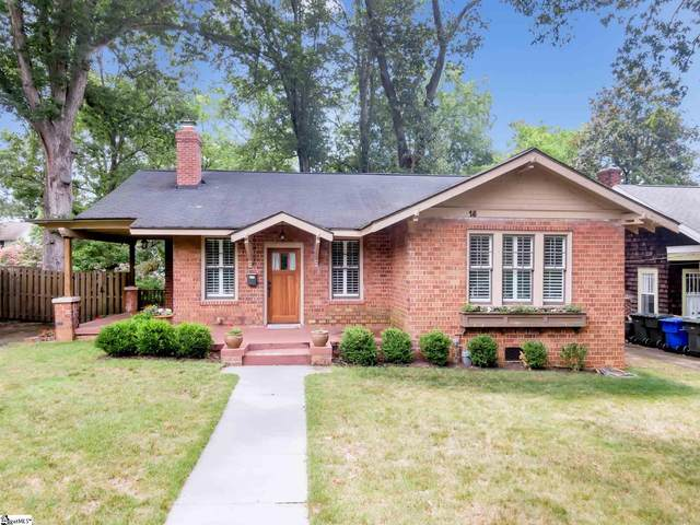 18 Wilton Street, Greenville, SC 29601 (#1449917) :: Realty ONE Group Freedom