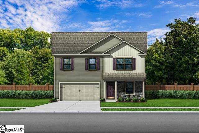 334 Chinchilla Drive, Fountain Inn, SC 29644 (#1449919) :: Realty ONE Group Freedom