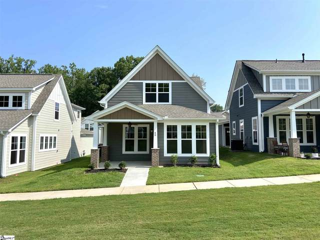 46 Cottage Knoll Circle, Greenville, SC 29609 (#1449922) :: Coldwell Banker Caine