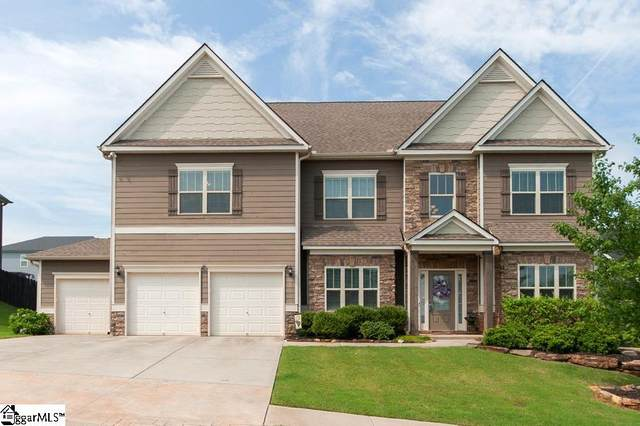31 Winged Bourne Court, Simpsonville, SC 29680 (#1449945) :: Realty ONE Group Freedom
