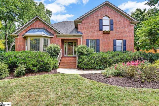 100 Partridgeberry Way, Taylors, SC 29687 (#1449949) :: Coldwell Banker Caine