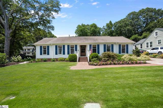 34 W Tallulah Drive, Greenville, SC 29605 (#1449984) :: Realty ONE Group Freedom