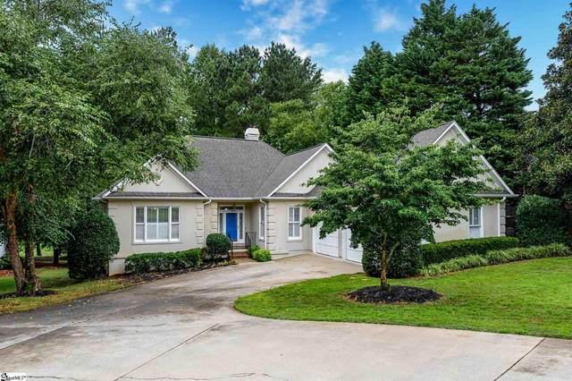 205 Horseshoe Lake Drive, Spartanburg, SC 29306 (#1449996) :: The Toates Team
