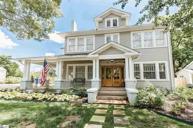 203 Cumberland Avenue, Greenville, SC 29607 (#1450008) :: Hamilton & Co. of Keller Williams Greenville Upstate