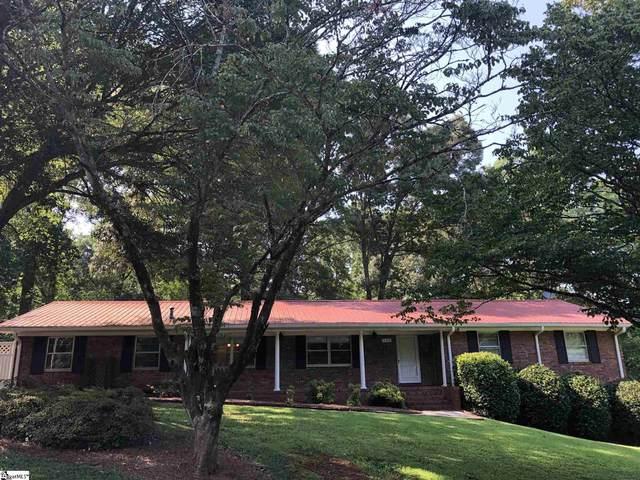 105 Pine Ridge Lane, Clemson, SC 29631 (#1450022) :: J. Michael Manley Team