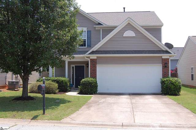 14 Cork Drive, Greer, SC 29650 (#1450041) :: Coldwell Banker Caine
