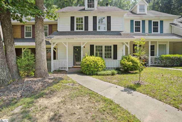 207 Emerald Way, Spartanburg, SC 29302 (#1450061) :: Coldwell Banker Caine