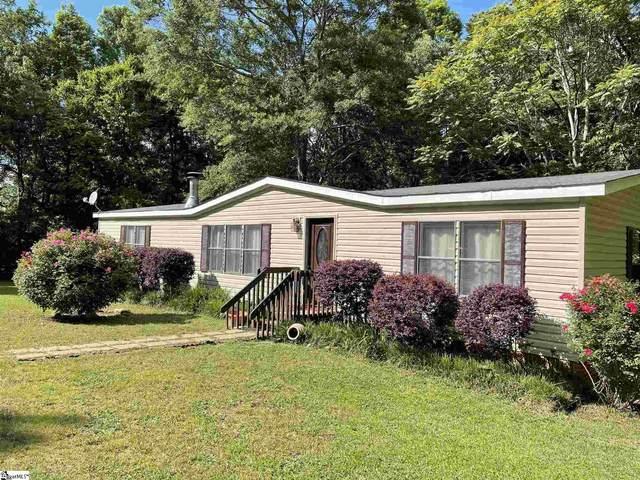 168 Dixie Drive, Gray Court, SC 29645 (#1450094) :: J. Michael Manley Team