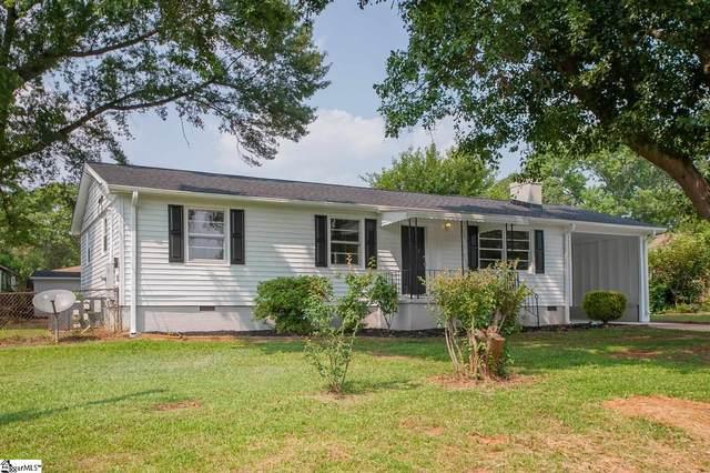 4 Neville Circle, Greenville, SC 29617 (#1450113) :: Parker Group