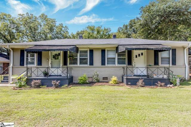 106 Long Forest Drive, Greenville, SC 29617 (MLS #1450144) :: Prime Realty