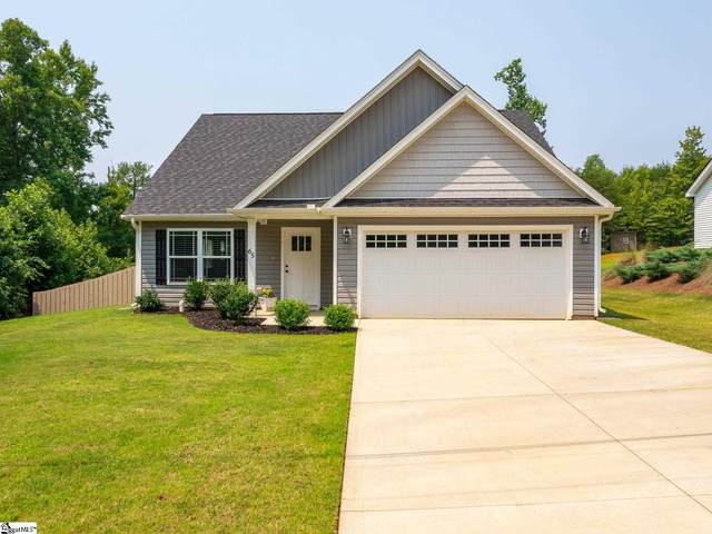 65 Pine Drive, Taylors, SC 29687 (#1450157) :: Coldwell Banker Caine