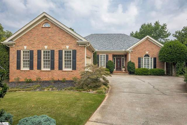 16 March Winds Court, Greer, SC 29650 (#1450167) :: J. Michael Manley Team