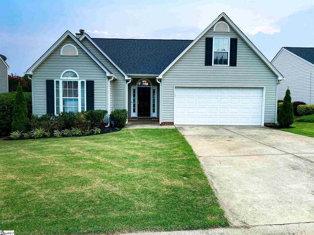 14 Waterfield Court, Greer, SC 29650 (#1450168) :: Coldwell Banker Caine