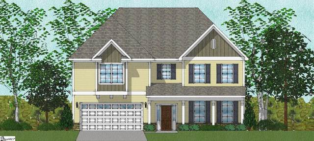 311 Yarrow Way Lot 111, Greenville, SC 29607 (#1450172) :: DeYoung & Company