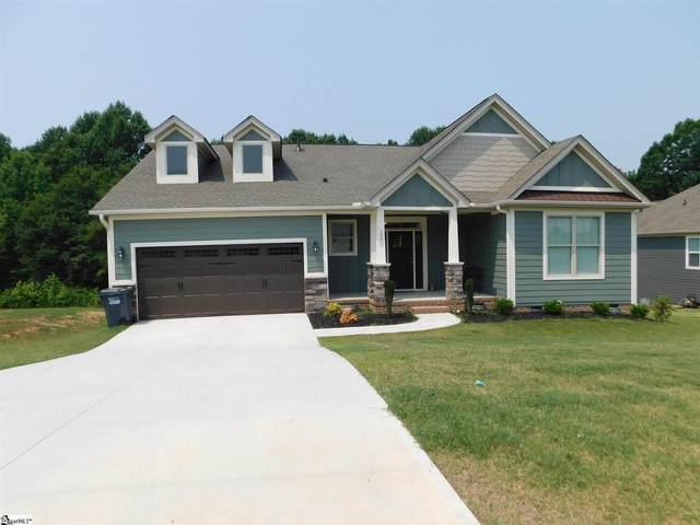 105 Ridgefield Lane, Greer, SC 29651 (MLS #1450179) :: Prime Realty
