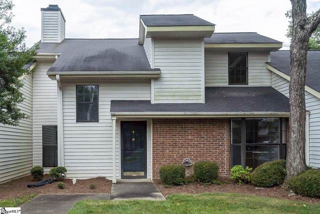 4 Forest Lake Drive, Simpsonville, SC 29681 (#1450215) :: The Robby Brady Team