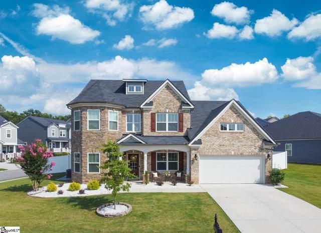 344 Blue Danube Drive, Simpsonville, SC 29681 (#1450223) :: Expert Real Estate Team