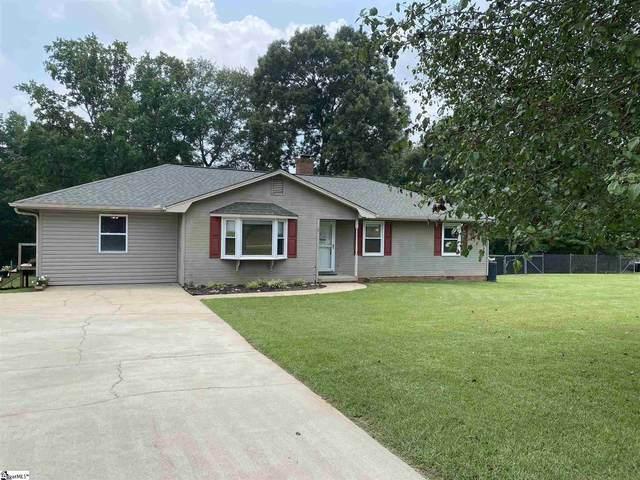 191 Robin Lake Road, Spartanburg, SC 29334 (MLS #1450233) :: Prime Realty