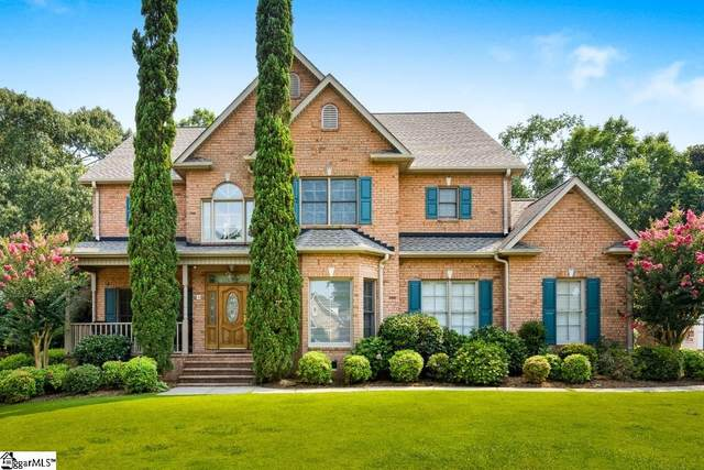 4 Lafay Way, Greer, SC 29650 (#1450234) :: Coldwell Banker Caine