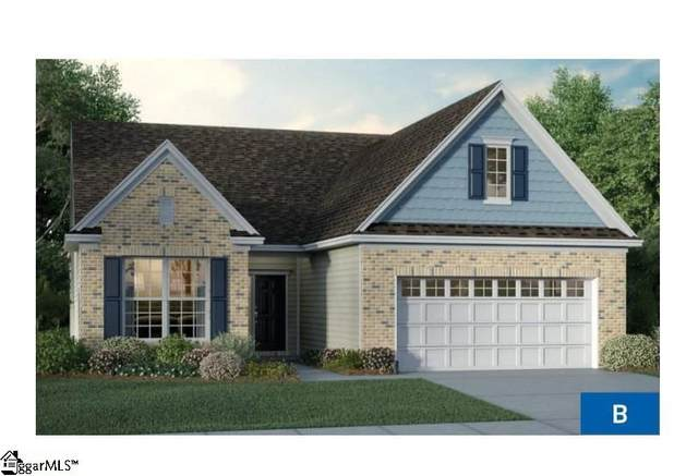 129 Double Crest Drive, Taylors, SC 29687 (#1450265) :: Coldwell Banker Caine
