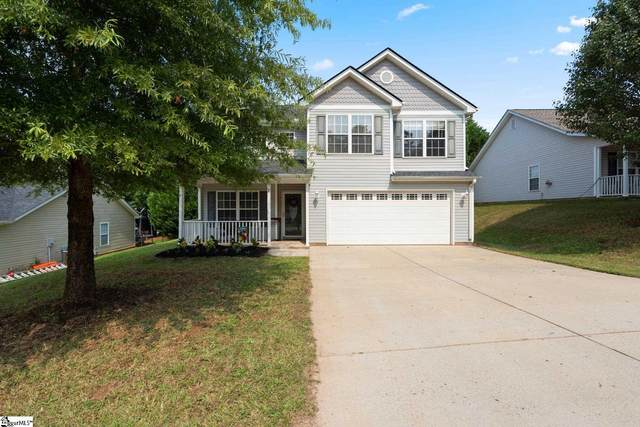 7 Jessica Way, Greer, SC 29651 (#1450266) :: Coldwell Banker Caine