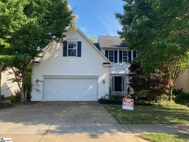 7 Belmont Stakes Way, Greenville, SC 29615 (#1450280) :: Coldwell Banker Caine