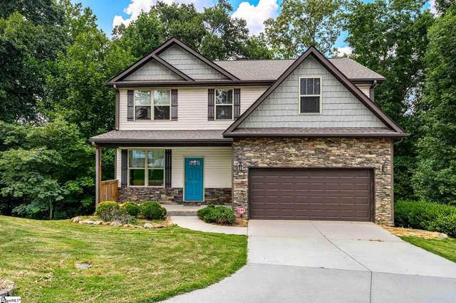121 Cascade Drive, Greer, SC 29651 (#1450299) :: Coldwell Banker Caine