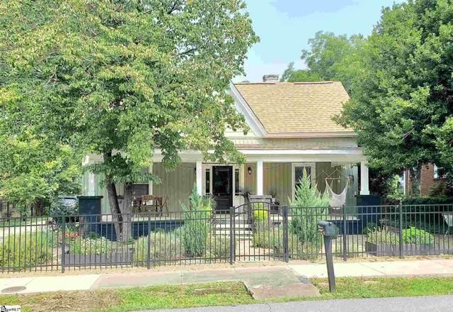 102 Craig Street, Fountain Inn, SC 29644 (#1450303) :: J. Michael Manley Team