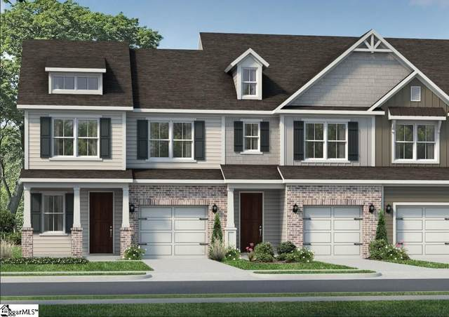 107 Turfway Drive, Greer, SC 29651 (#1450319) :: Realty ONE Group Freedom