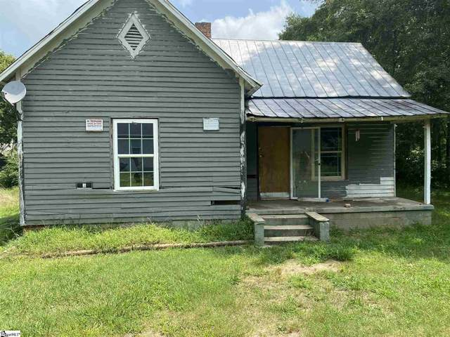 2 W 4th Street, Williamston, SC 29697 (#1450330) :: Realty ONE Group Freedom